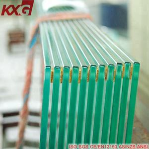 Xây Dựng Float 3Mm 4Mm 5Mm 6Mm 8Mm 10Mm 12Mm 15Mm 19Mm Tempered Glass Giá M2
