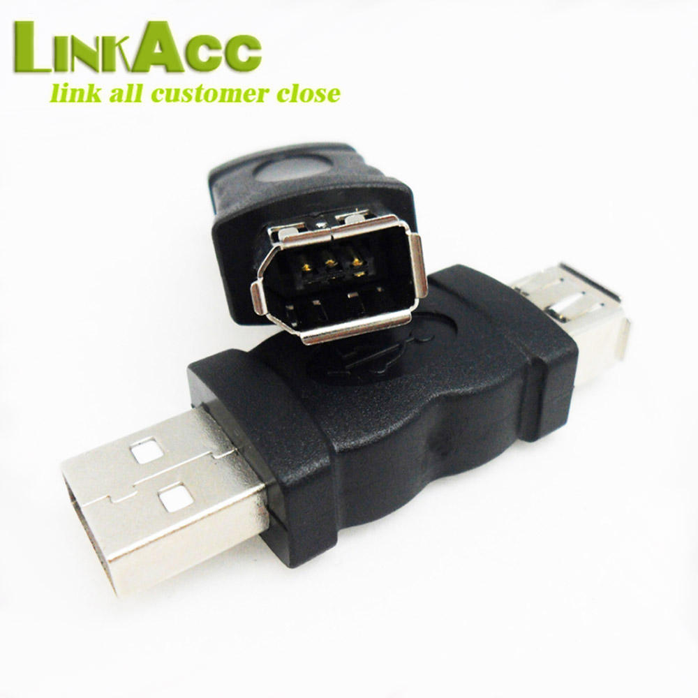 LKCL450 USB to 1394 6P Adapter USB to Firewire connector