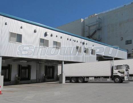 Snowkey 10 ton Containerized Mobile Block Ice Plant Price for Sale