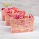 Custom private label handmade soap organic handmade body soap with flowers