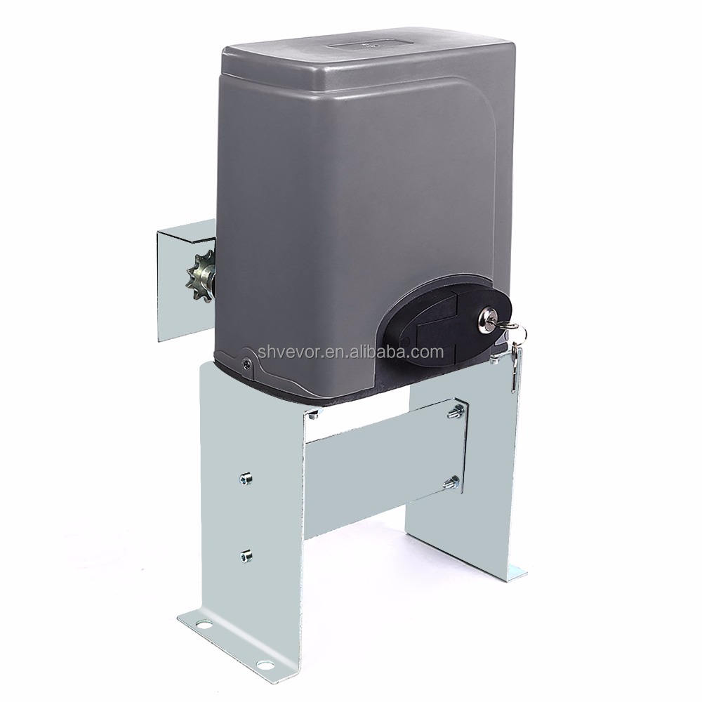 1400LBS AUTOMATIC SLIDE GATE OPENER ELECTRIC OPERATOR DOOR SECURITY KIT CE