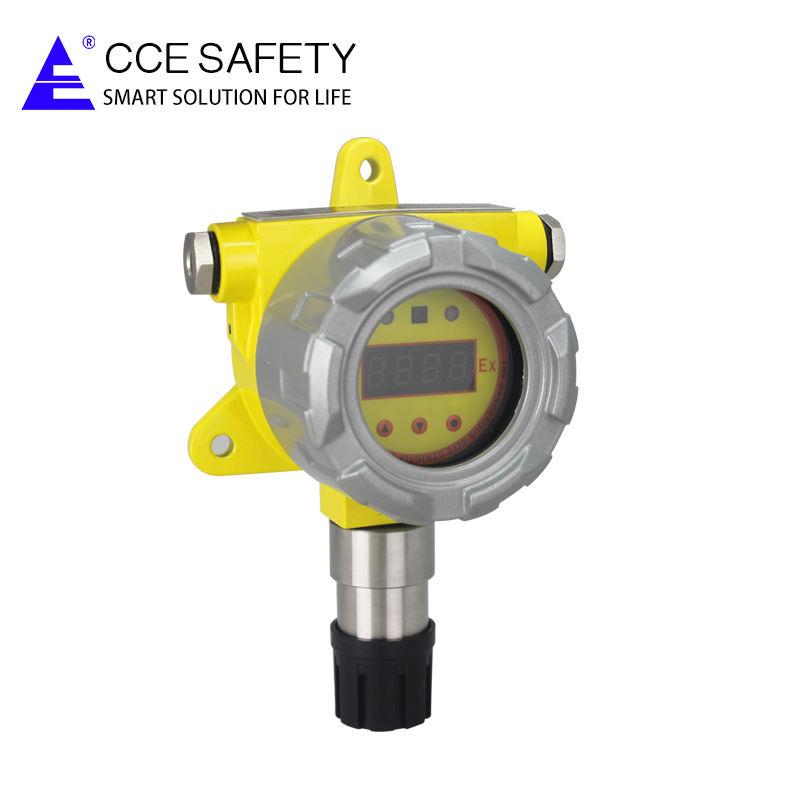 QB2000N химического завода использование хлористого водорода hcl концентрации газа детектор с 4-20 мАч выходной сигнал