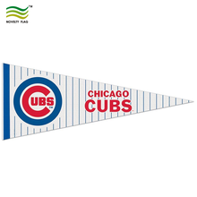 Custom Chicago Cubs Official MLB Sports Pennant