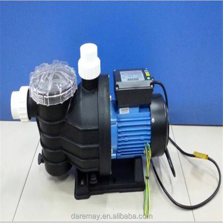 swimming pool 1.5 HP electric motor water pump for filtration system price Factory Extremely quite running swimming pool pump