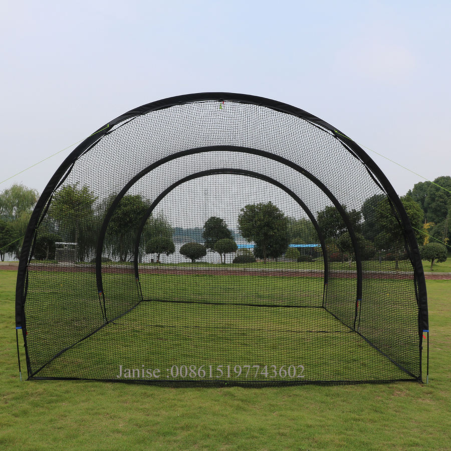 Hot Sell Training Large Size Outdoor Baseball Batting Cage