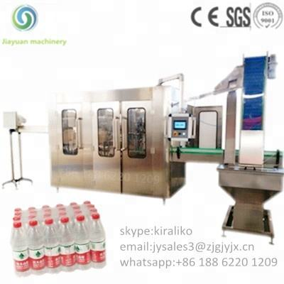 Best Selling Mineral Water Bottle Making Machine Price Automatic Botteling Filling Machine Used Spring Water Filling Machine
