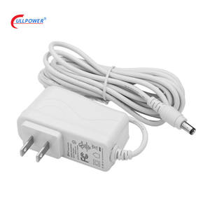 Ul FCC CE Warna Putih 5 V 9 V 12 V 13 V 1A 1000ma 2A Wall Mounted AC DC switching Power Adapter