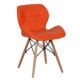 Modern PU dining chairs China suppliers for sale
