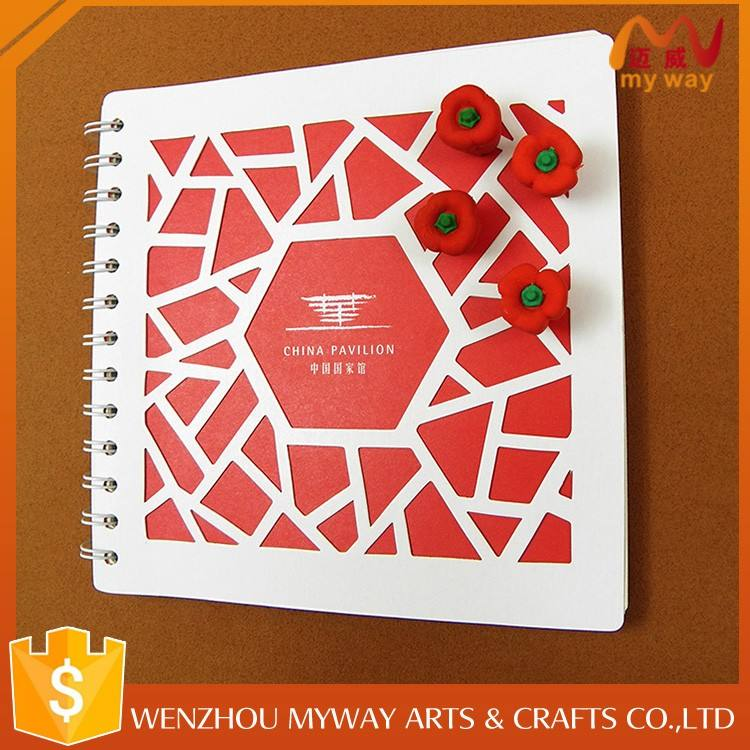 Alta <span class=keywords><strong>calidad</strong></span> respetuosa del medio ambiente decorativo papelería cuadernos