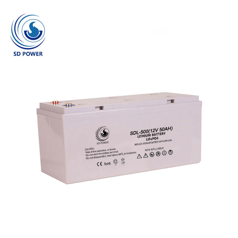 Hot sale long life rechargeable li ion lithium 12v 500ah 1000ah lifepo4 battery for solar system