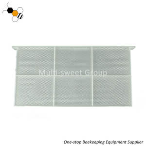 Factory Manufacture Price Plastic Bee Hive Frames for Bee Keeping