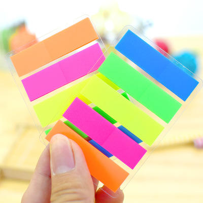 Kleur Bookmark Sticky Note <span class=keywords><strong>Memo</strong></span> Index Dispenser