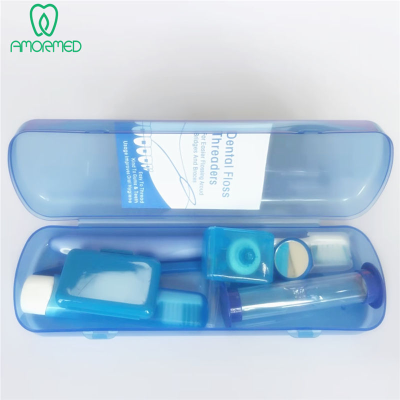Dental Orthodontics Travel Clean Kit Oral Care Kit