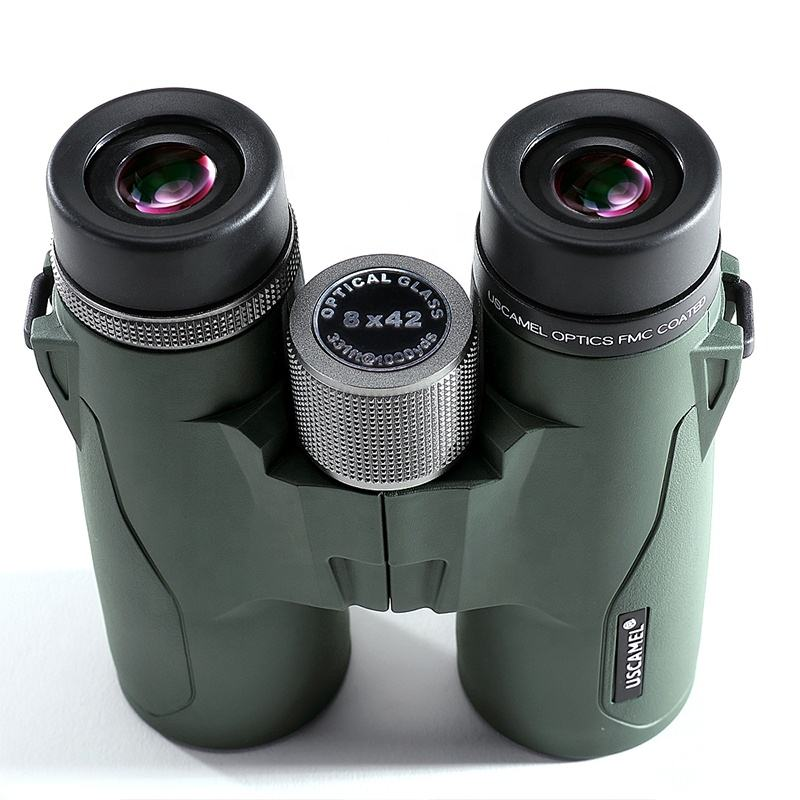 LUGER Binoculars 8x42 Military HD High Power Professional Hunting Outdoor Telescope