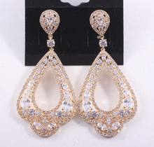 2014 Korea Fashion and Luxury Cubic Zirconia Earrings Jewelry 5591403017H