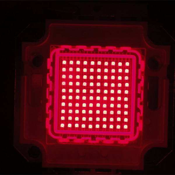 630nm 100w red led grow light