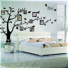 Photo Tree XXL 250x180cm wallsticker wall decal sticker