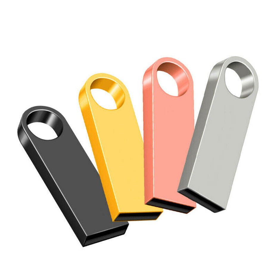 Gitra Most Popular MINI Metal 8Gb Usb 2.0 3.0 Flash Drive 2GB Flash Memory 4GB 8GB USB Drive se9