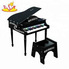 High quality instrument toy wooden kids music piano for wholesale W07K014