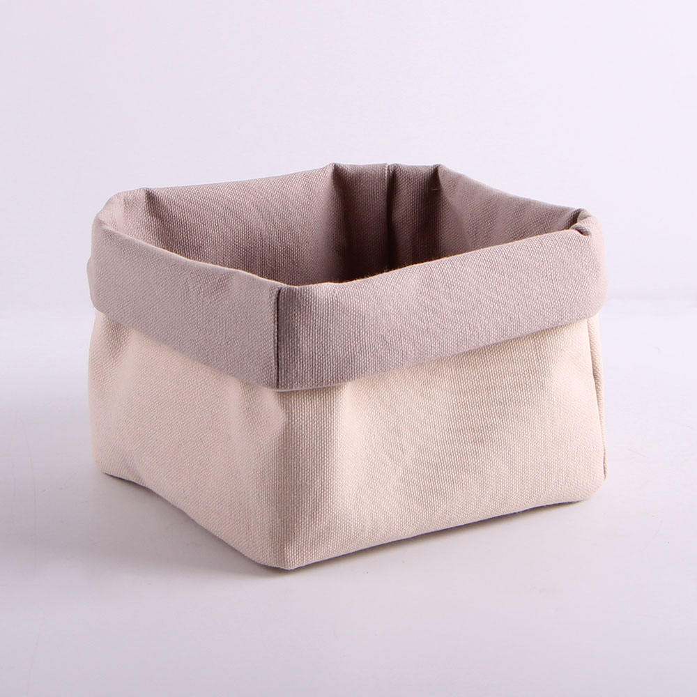 Doctorhome High quality wholesale domestic cotton square food bread basket