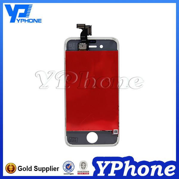 Orijinal iphone 4 lcd ekran dokunmatik ekran digitizer için