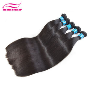 ขายส่ง virgin virgin remy human hair extension, halo, เกรด 12a virgin hair บราซิล remy hair extension