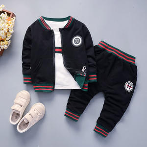 New hot selling products 3 piece casual children clothes boys suits with competitive price