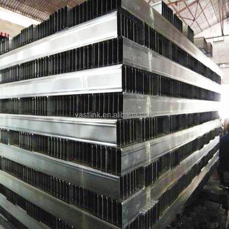 c Galvanized Steel Purlin