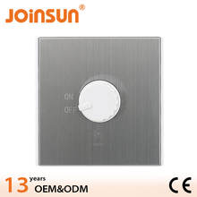 High power made in China 630W dimmer wall switch,electrical switch