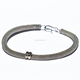 New Design Stainless Steel Guitar String Bracelet Silver With Bass String Ball End