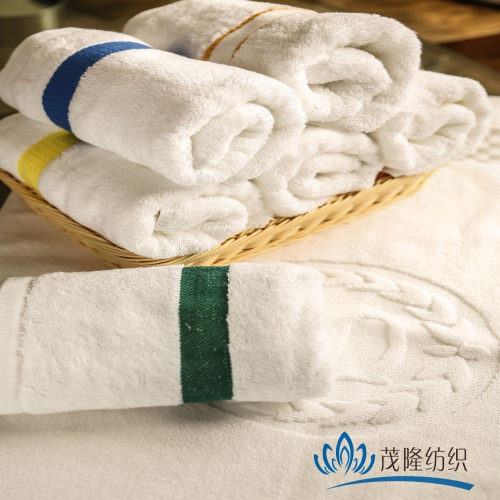 High Quality 100% Cotton Wholesale Super Soft Satin Face Towel