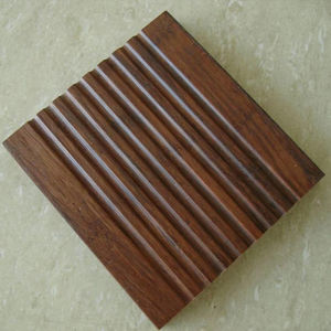 Natural Wood Oiled Outdoor Bamboo Decking For Swimming Pool