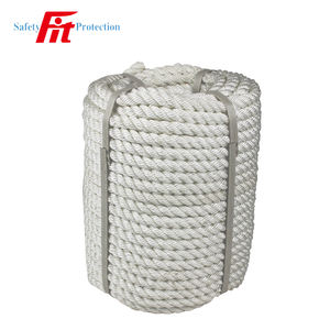 customized high tensile 30mm polypropylene nylon safety rope