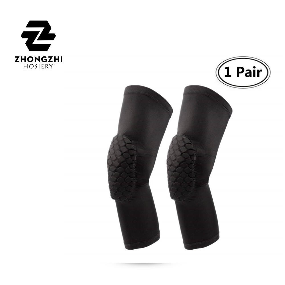 Honeycomb Knee Pads Compression Breathable Knee Sleeve Knee Support for Sports