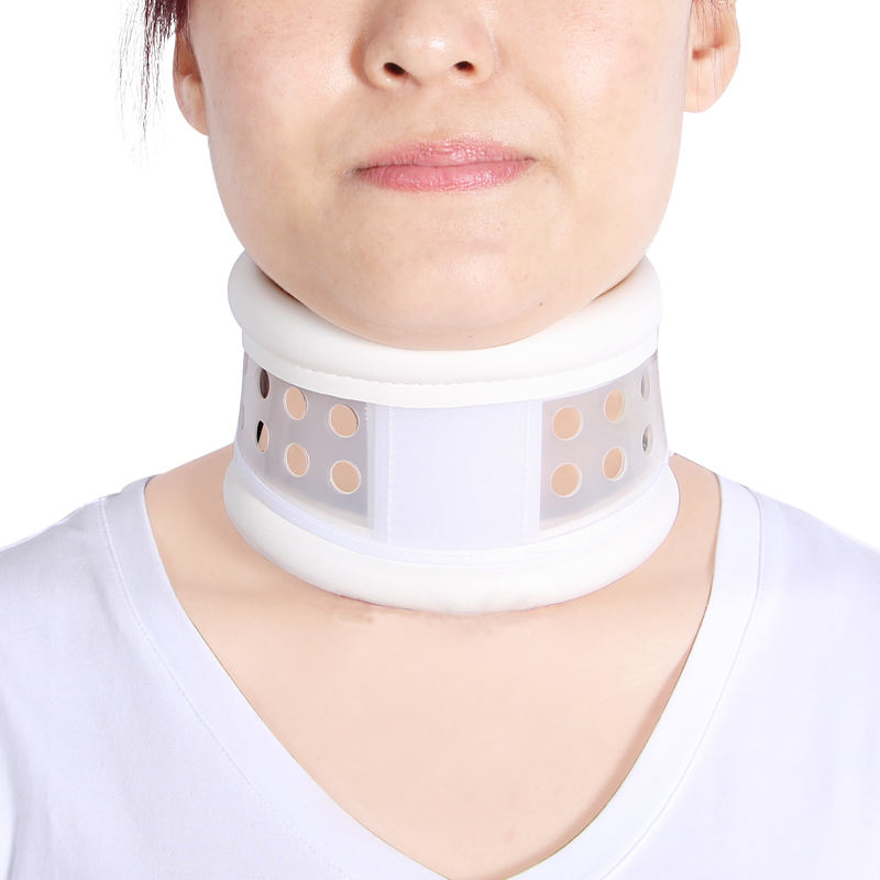 High quality comfortable pain relief Adjustable Medical Cervical collar neck support neck collar