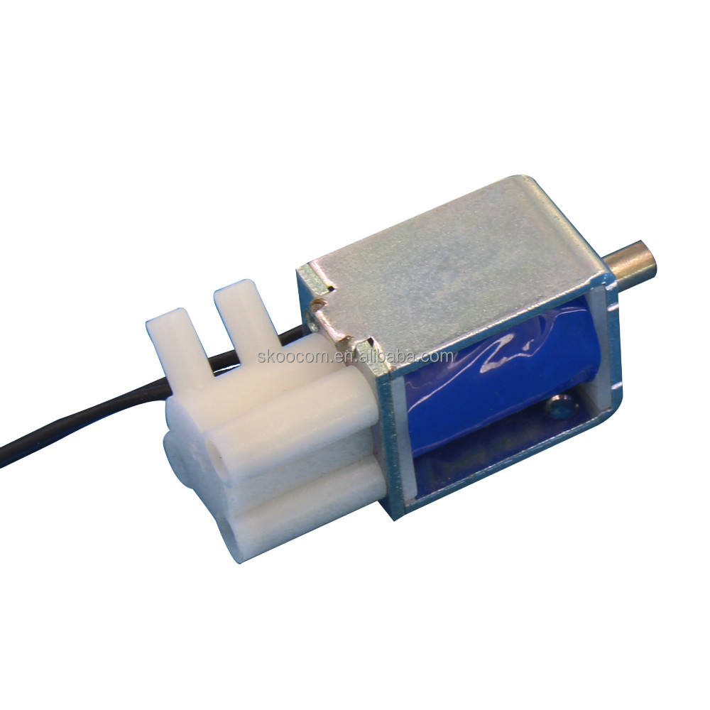 12v mini gas solenoid valve 3 way