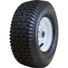 Garden lawn mower cart wheel 13X5.00-6 for tractor