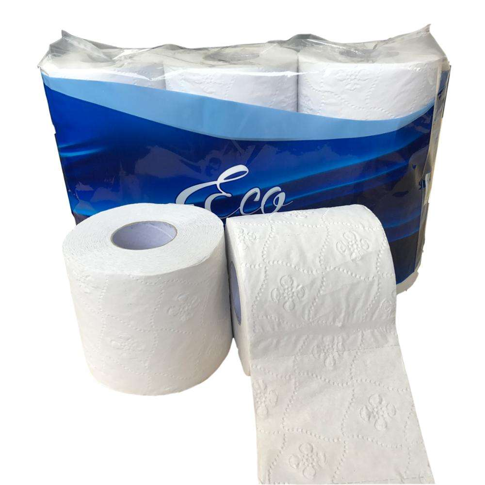 Custom Printed Bamboo Toilet Paper Wholesale