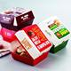 wholesale cardboard burger box,paper meal boat tray box,bento box hamburger packaging
