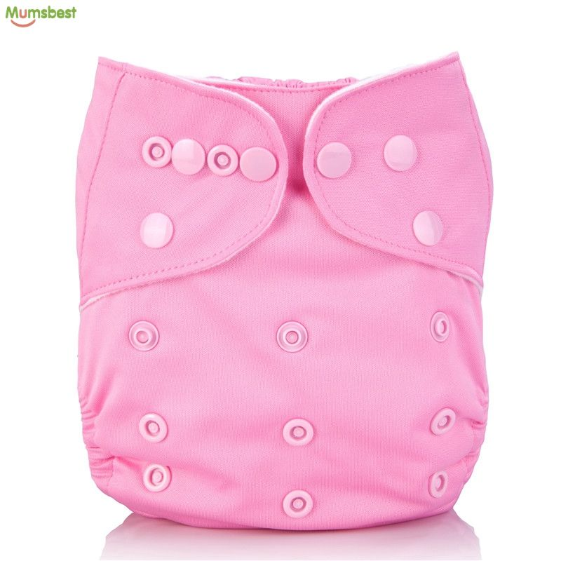 PUL waterproof material leak guard baby pocket cloth diaper with insert