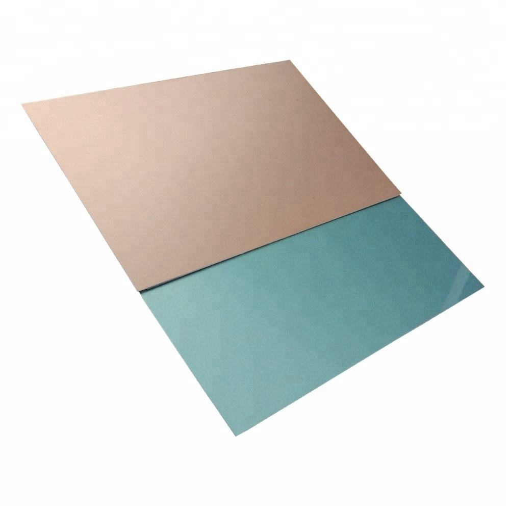 metal based copper clad laminate aluminum sheet for LED bulbs