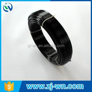 WN-107 tubos de Alta presión de trabajo y temperatura de nylon negro