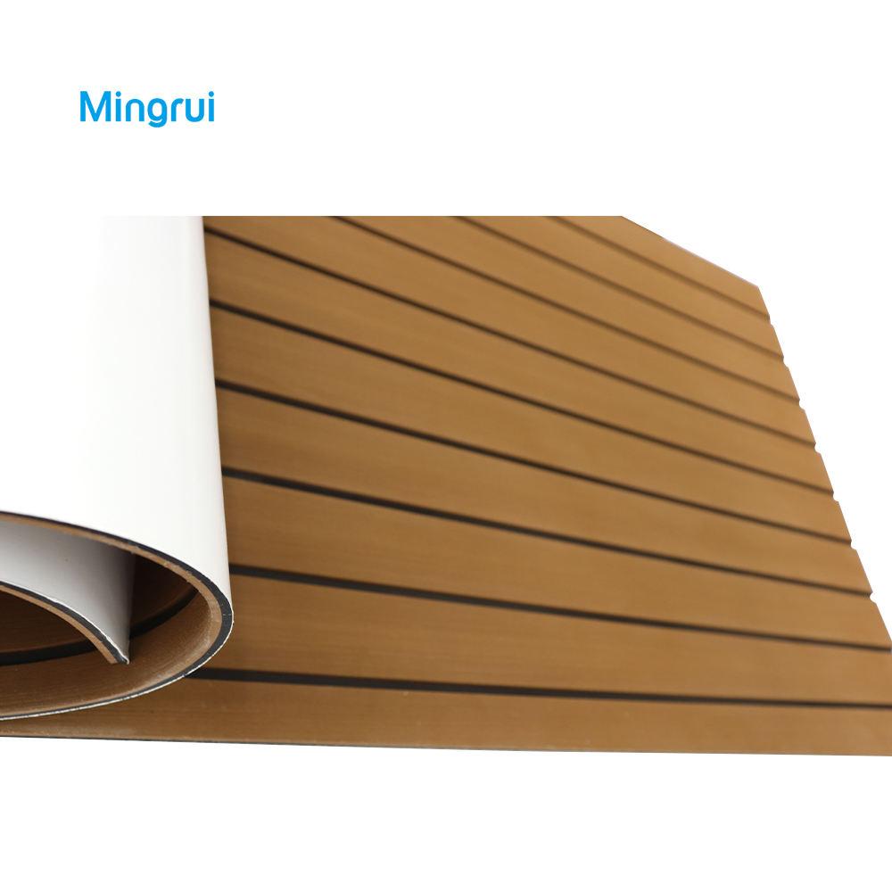 Mingrui Wholesale Marine Grade EVA Foam Product Boat Flooring Marine Supplier