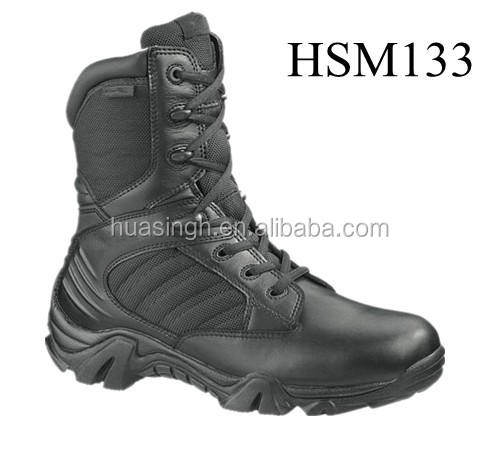 "SY,Counter terrorism operation USMC approved military combat gear 8"" tactical boots"
