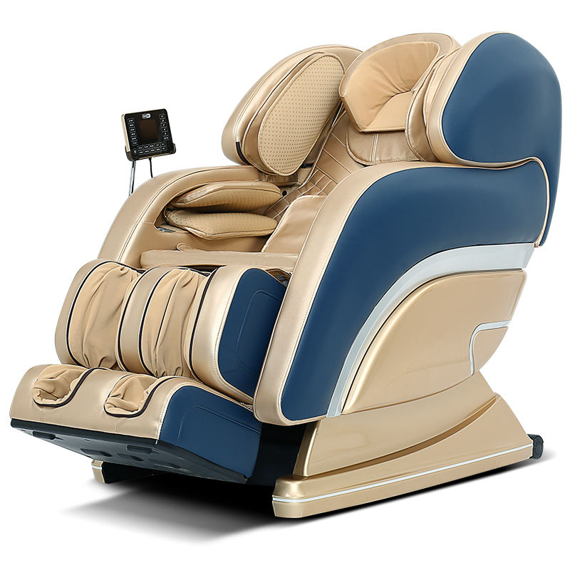 Jare S7 Wholesale 4D OEM ODM Factory Price Hot Sales Luxury Leather SL-Track Zero Gravity Electric Full Body Massage Chair