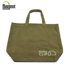 Oeko-tex 100 audited BSCI certified tote cotton bag
