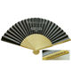 Promotion gift manual bamboo hand fan
