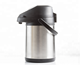 Best selling lever pump stainless steel thermos vacuum coffee pot airpot pump pot