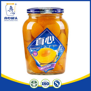 Bulk Sales Canned Food Products Canned Fruit Apricot in Light Syrup