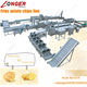 Factory Price Sweet Potato Lays Chips Maker Frozen French Fries Production Line Potato Flakes Making Machine For Sale